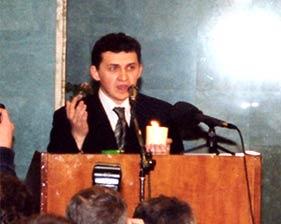 Андрей Шаромов. Фото Глеба Игрунова