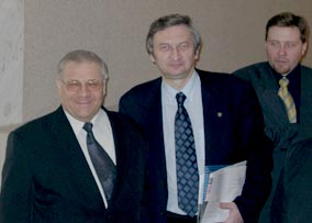 Владимир Самборский, Михаил Вирин, Евгений Сухов